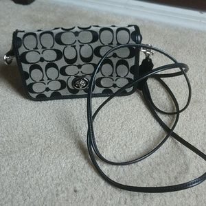 Crossbody with matching coin purse